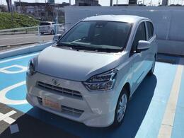 ダイハツ ミライース 660 G SAIII 販売店展示車両