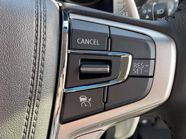 【レーダークルーズコントロールシステム】高速走行や、渋滞での走行時でも、先行車との車間を維持しながらの走行が可能☆