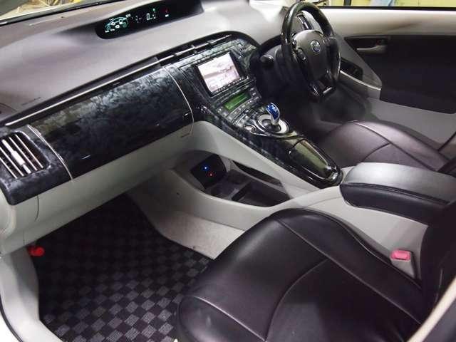 綺麗な内装です。。。車内クリーニング済み