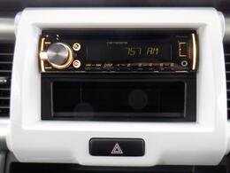 CD,AMFMラジオ