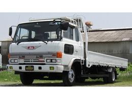 日野自動車 レンジャー 6.5ディーゼルターボ 平ボディー 4t積載
