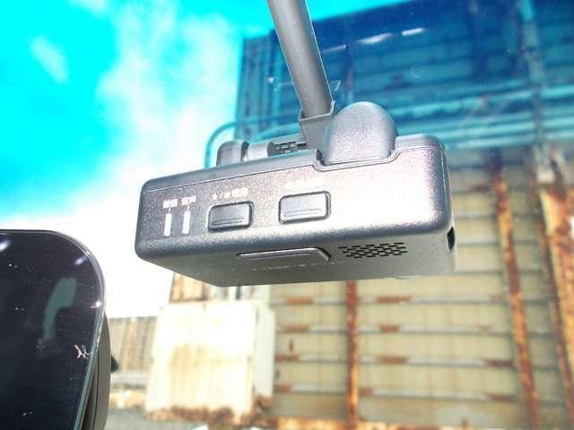 万が一の時に役立つドライブレコーダー!!