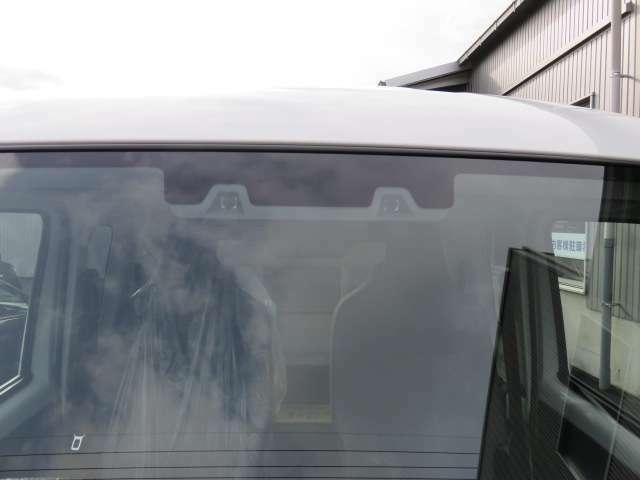 デュアルカメラブレーキサポート(誤発進抑制機能、後方誤発進抑制機能、車線逸脱警報機能、ふらつき警報機能、先行車発進お知らせ機能、ハイビームアシスト、ESP)