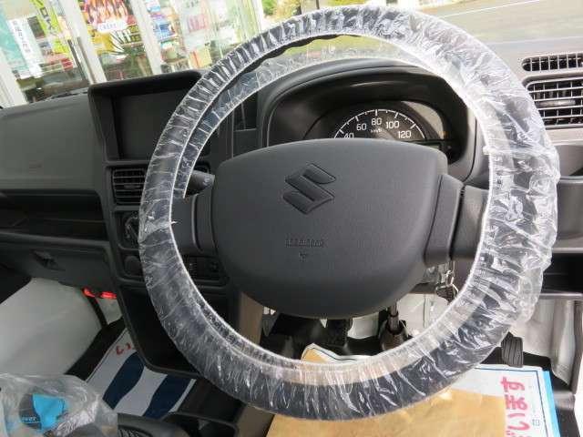 パワステ、運転席・助手席エアバック、ABS