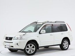 日産 エクストレイル 2.0 X 4WD ユーザー様買取車両/ハイパールーフレール