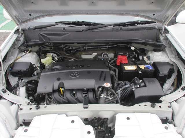 安心安全のトヨタのメカニックが整備してお渡しし