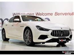 マセラティ ギブリ S グランスポーツ ワンオーナー ドライバーアシスタンスPKG