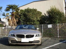 BMW Z4 sドライブ 23i パドルシフト