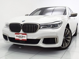 BMW 7シリーズ M760Li xドライブ 4WD スカイラウンジパノラマガラスSR/禁煙車