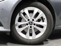【Mercedes-Benz純正アルミホイール】17インチ5ツインスポークアルミホイールを装着!