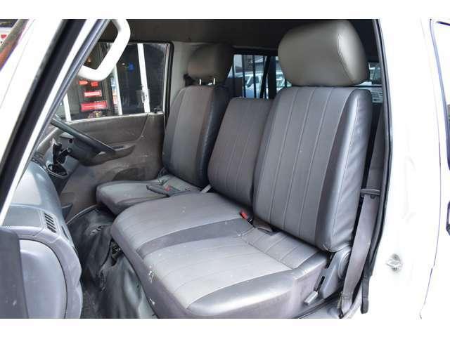 ■助手席も広々していて乗りやすいですよ■