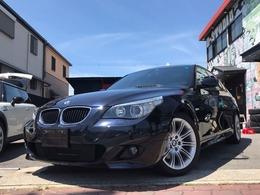BMW 5シリーズ 525i Mスポーツパッケージ ナビ 地デジ Bカメラ 走行中テレビ視聴