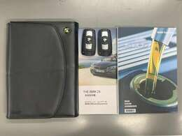 ■禁煙車 ■取扱説明書 ■新車保証書 ■ディーラー点検記録簿(H26、R2) ■点検記録簿(H30) ■スペアキー