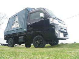 ダイハツ ハイゼットトラック 660 エクストラ 3方開 4WD リフトアップバグトラックエクストリーム