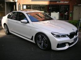 BMW 7シリーズ Mスポーツ