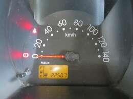 走行管理システムチェック済み!実走行22507km!