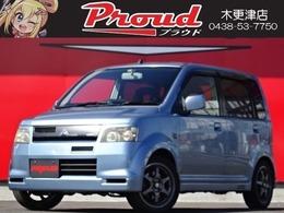 三菱 eKスポーツ 660 R /外オーディオ/外アルミ/ETC/ターボ付き