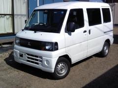 三菱 ミニキャブバン の中古車 660 CS ハイルーフ 4WD 北海道江別市 31.9万円
