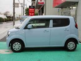 日産 モコ S 2WD 平成26年(2014年)7月式 走行距離約3.1万km 車検整備付