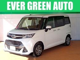 トヨタ タンク 1.0 カスタム G 禁煙車 自動衝突軽減ブレーキ 両側自動ドア