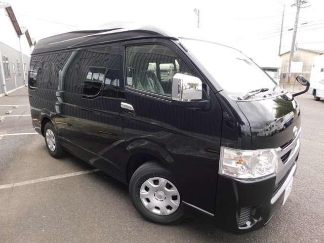 車輛サイズ 長さ469cm 幅169cm 高さ222cm 車輌総重量2370kg