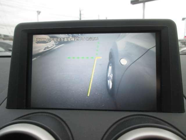 サイドブラインドモニターも付いて狭い道や駐車時などで役立ちます