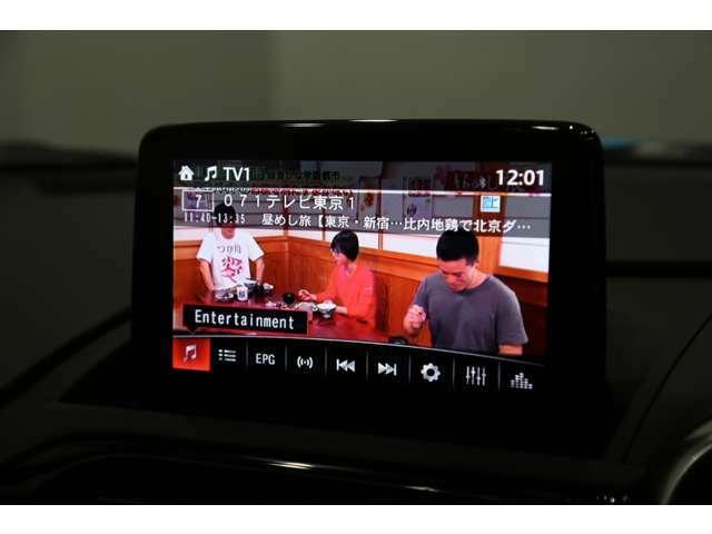 純正オプションのCD/DVDプレーヤー+地上デジタルTVチューナー(フルセグ)+シートヒーター(¥43,200)装備!!