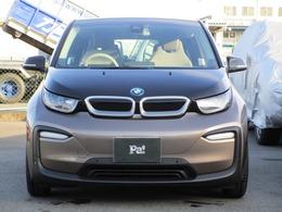 BMW i3 ロッジ レンジエクステンダー装備車 ディーラー使用車 ナビ+パーキングPKG