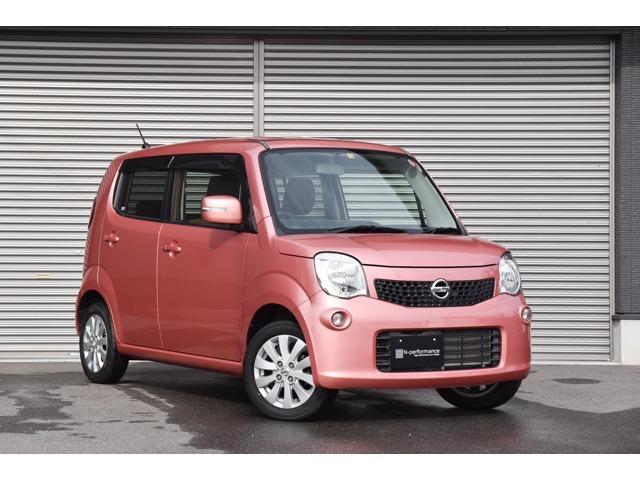 綺麗なモコです!色も褪せて無いしライトも綺麗でな車はもう少ないです。販売期間終わりの頃の車両です。