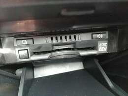 ETC装備しています!!高速道路の乗り降りもETCがあればとても快適です♪♪
