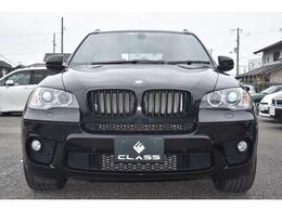 BMW X5 xドライブ 35i Mスポーツパッケージ 4WD パノラマSR・黒革・(20)AW・PDC・Bカメ