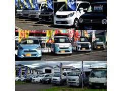 新車・中古車・人気のディーゼル車..たくさん展示しております☆ご希望のお車を探すことも可能です♪ご連絡はお気軽にどうぞ!
