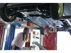 自社工場併設だから、愛車の「すべて」をバッチリサポートいたします!弘前の車検のコバックもよろしくお願いいたします。