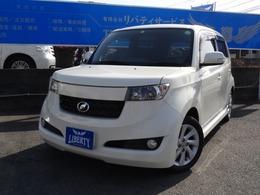 トヨタ bB 1.5 Z エアロGパッケージ HDDナビTV・スマートキー・HIDライト・
