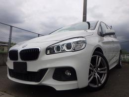 BMW 2シリーズグランツアラー 218d xドライブ Mスポーツ 4WD インテリジェントセーフティー