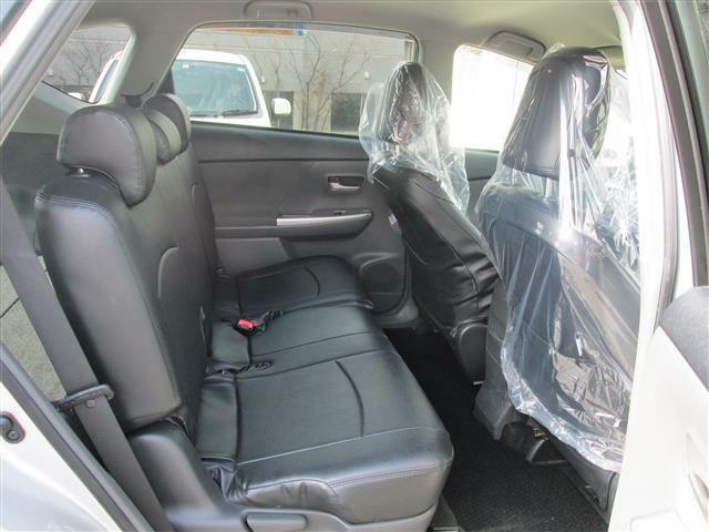 ◎車内も清潔感がありますね!!