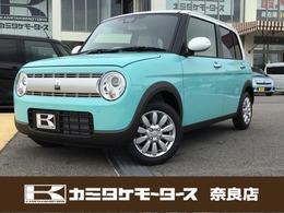スズキ アルトラパン 660 X 軽自動車・6スピーカー・キーレス
