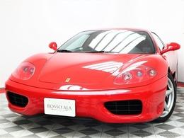 フェラーリ 360モデナ 3.6 チャレンジグリル キダスペシャル可変