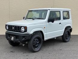スズキ ジムニー 660 XG スズキ セーフティ サポート 装着車 4WD 届出済未使用車