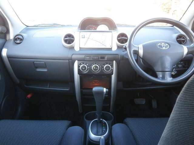 オートエアコンですので車内の温度を一定に保て快適です♪