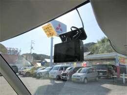もしもの時のドライブレコーダー付き!