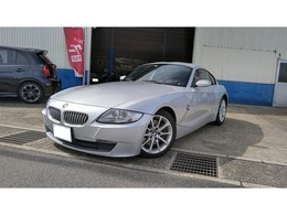 BMW Z4クーペ 3.0si ブラックレザーシート HDDナビ&BC