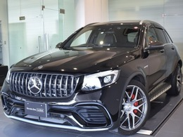 メルセデスAMG GLC 63 S 4マチックプラス 4WD レザエクP AMGカーボンP S/R 黒革 ETC 21AW