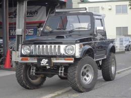 スズキ ジムニー 660 フルメタルドア CC 4WD 公認 リフトアップ バンパー グリル