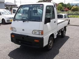 スバル サンバートラック JAスペシャル 4WD 切替・走98000・5MT