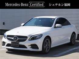 メルセデス・ベンツ Cクラス C220d ローレウス エディション ディーゼルターボ 認定中古車保証2年付き 1オーナー