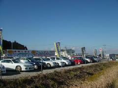 第2展示場 特選車コーナー