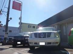販売する車輌を納得するまで下見して当社の基準に達したものだけを仕入れております。