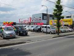 西田店展示場。格安諸費用コミコミ車を多数展示。貴方のお探しのお車がきっと見つかります!安心のJU山形メンバーズショップ!