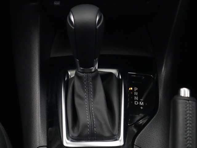 スカイアクティブドライブ「燃費の良さ」、「ダイレクト感」、「なめらかな変速」を徹底的に追求することで、全てのタイプのトランスミッションの利点を集約した理想のATを目指したMAZDAの6速ATです♪